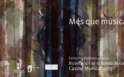 El 14 de juny s'inaugura l'exposició 'Més que música' amb motiu del bicentenari de la banda del Casino