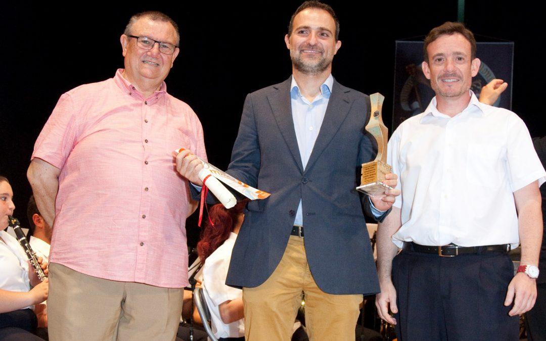 El Casino Musical, guardonat amb els Premis Fideu a la Gala de la Música de Montcada