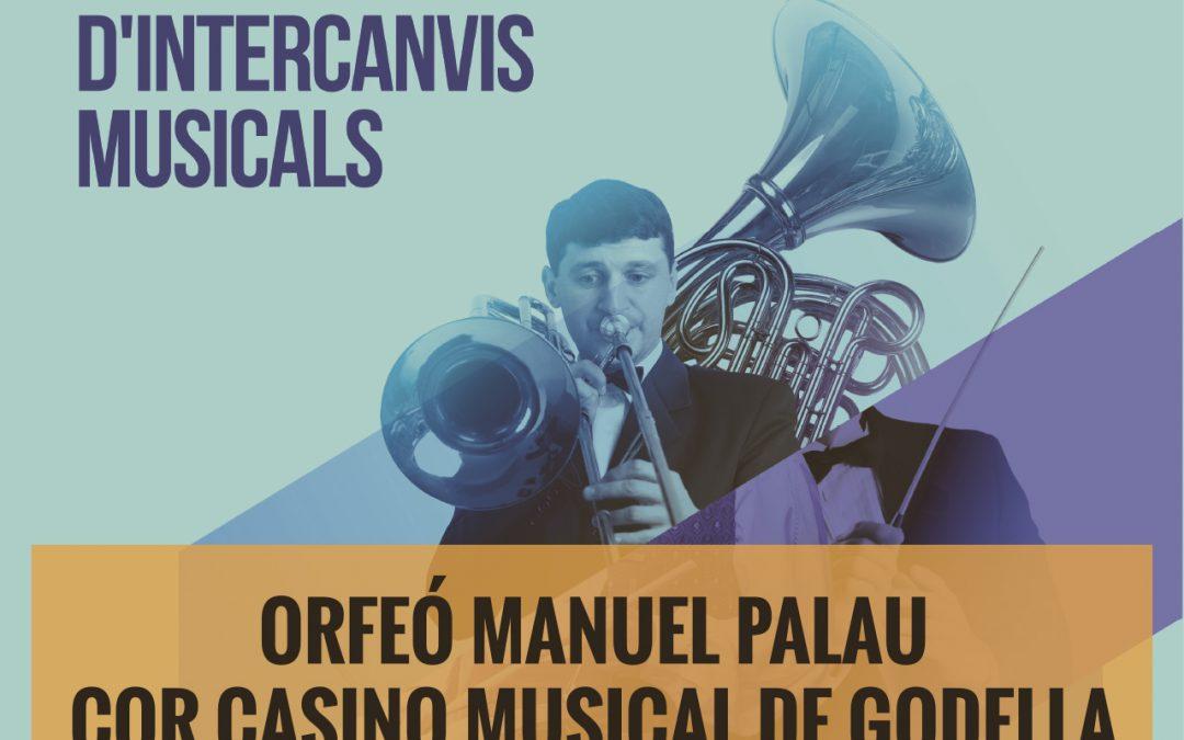 El cor del Casino Musical i l'orfeó Manuel Palau oferiran un concert intercanvi en Godella