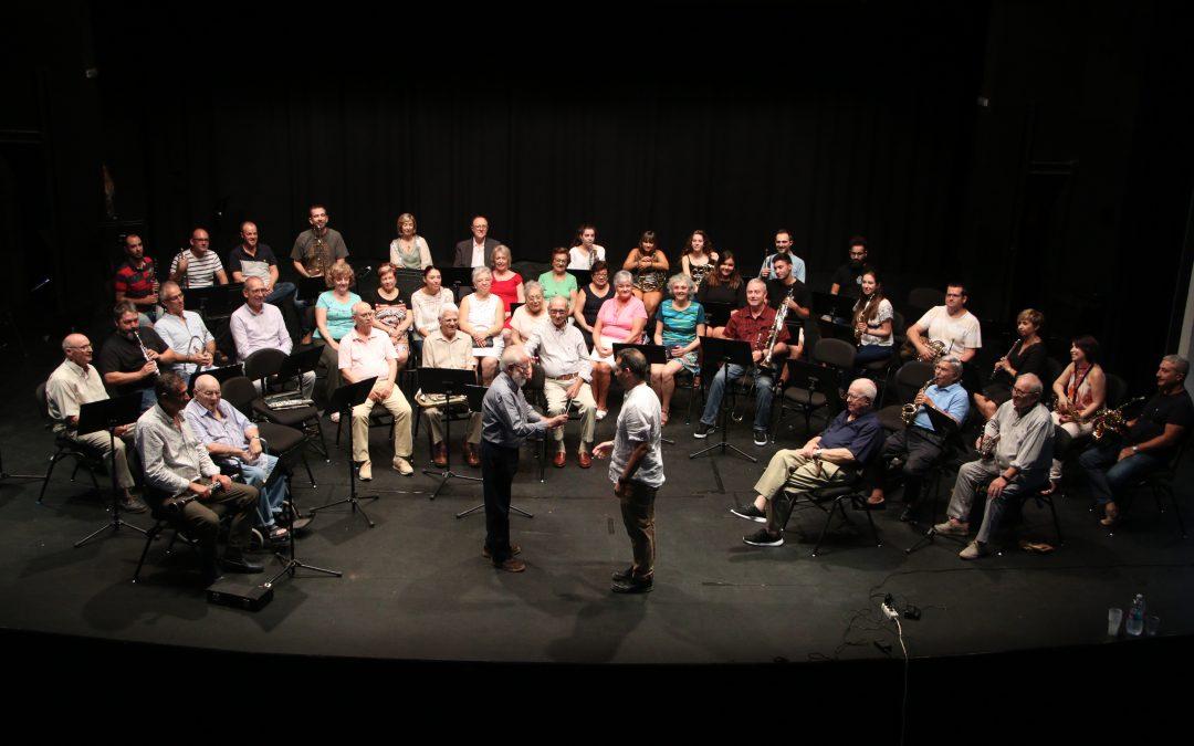 Comencen les gravacions del documental del bicentenari de la banda del Casino Musical