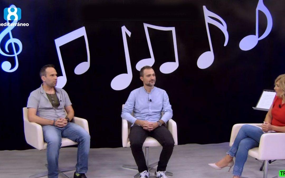 Reviu l'entrevista amb Javier Llorens i Raúl Martín en 8TV