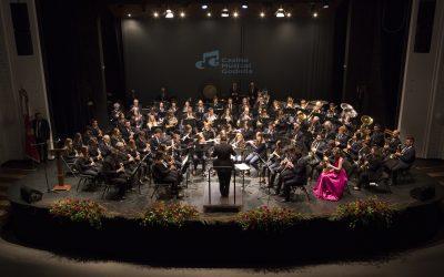 La banda del Casino participarà en el Certamen Internacional de Bandes de Música de València 22 anys després