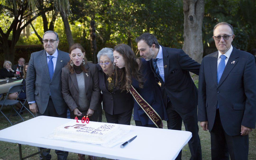 El Casino Musical posa punt i final als actes de Santa Cecília amb un gran èxit de participació