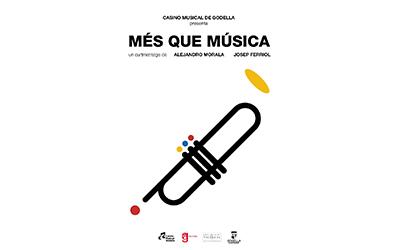 Alejandro Morala i Josep Ferriol estrenen el curt 'Més que música' pels dos-cents anys de la banda de Godella