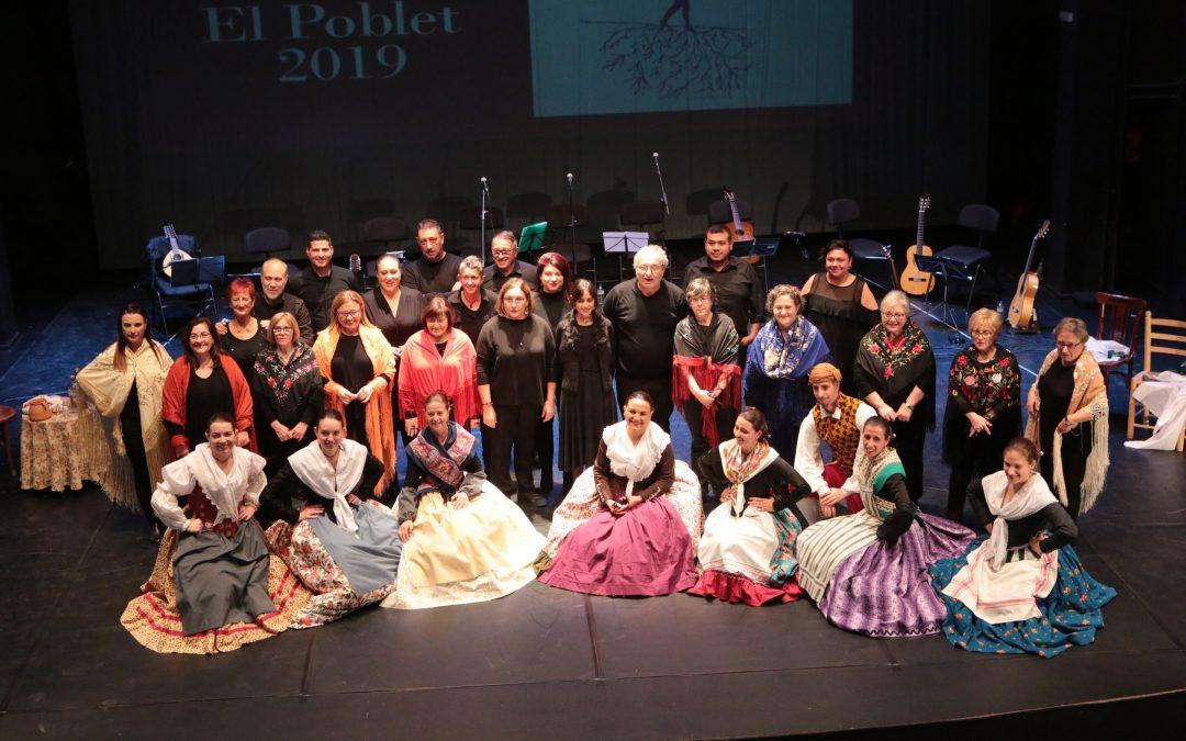 La banda del Casino Musical de Godella rep el VIII Guardó El Poblet pels seus 200 anys d'història