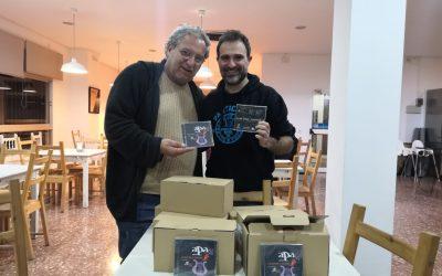 """""""Cançons a banda"""", el nou disc d'Apa amb la Banda del Casino Musical de Godella, ja està al carrer"""