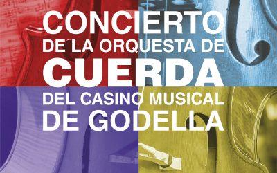 Torna la música al Capitolio! El 30 de maig, concert de l'orquestra de corda del Casino Musical